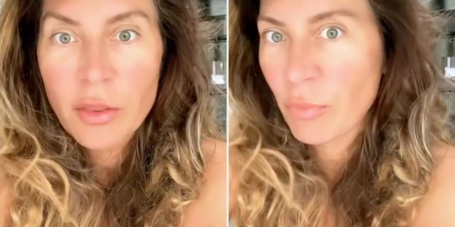 Genevieve Gorder Reports a 'Remarkable Change' in Her COVID Battle: 'I Feel So Much Better'.jpg