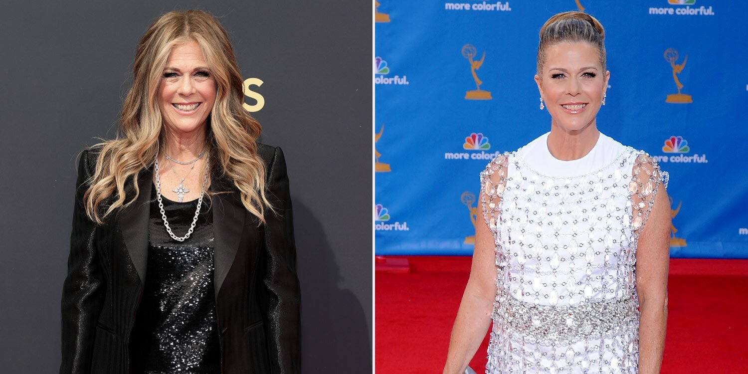 Rita Wilson Recalls Being Named the Worst Dressed of 2010 'with Gaga's Meat Dress' at 2021 Emmys.jpg