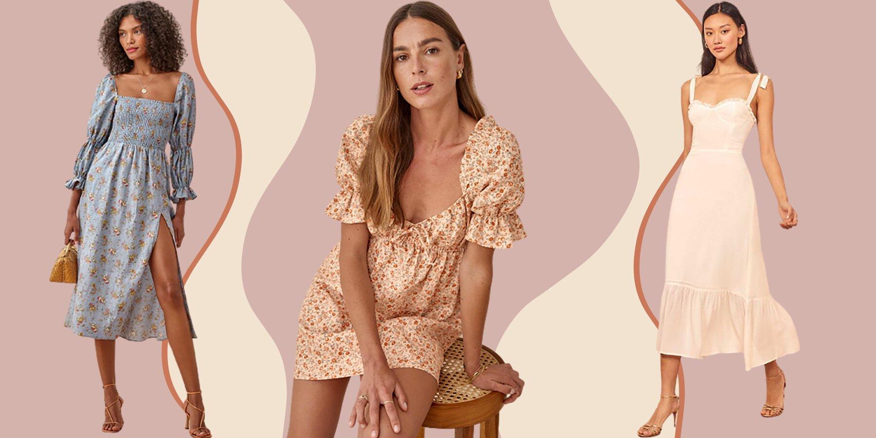 Channel Your Inner Duchess This Summer in 17 'Bridgerton'-Inspired Dresses