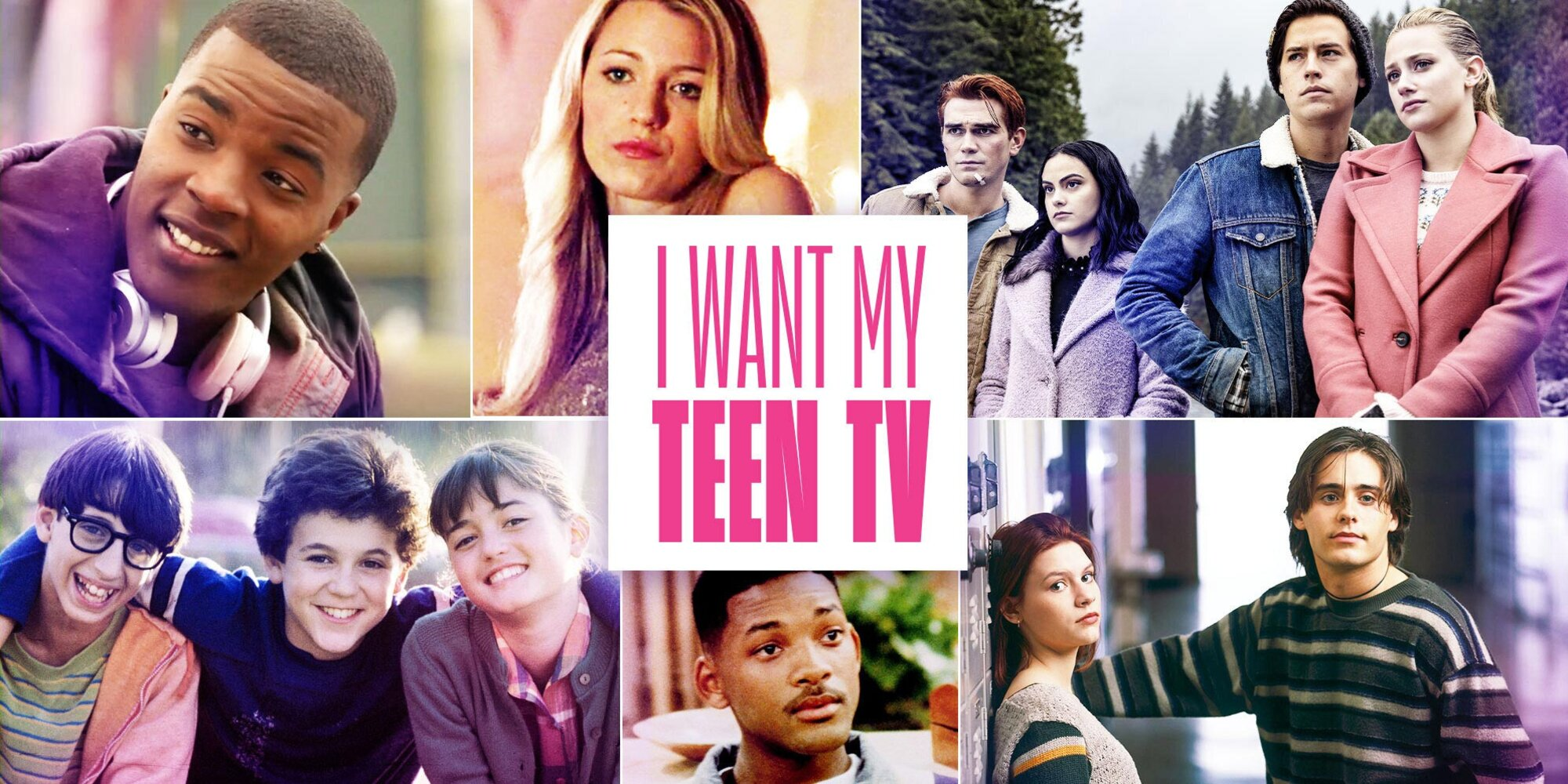 The 50 best teen shows of all time