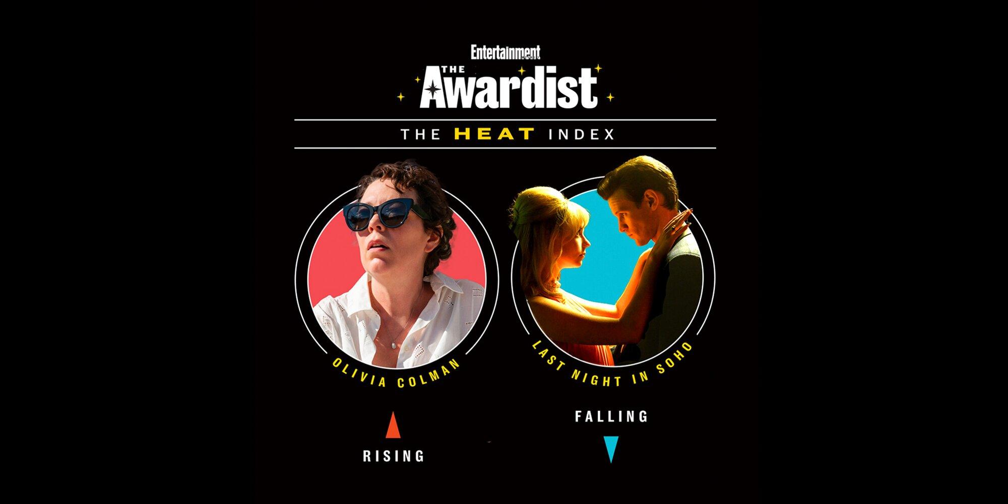 Oscars heat index: Olivia Colman closes Telluride with major awards buzz