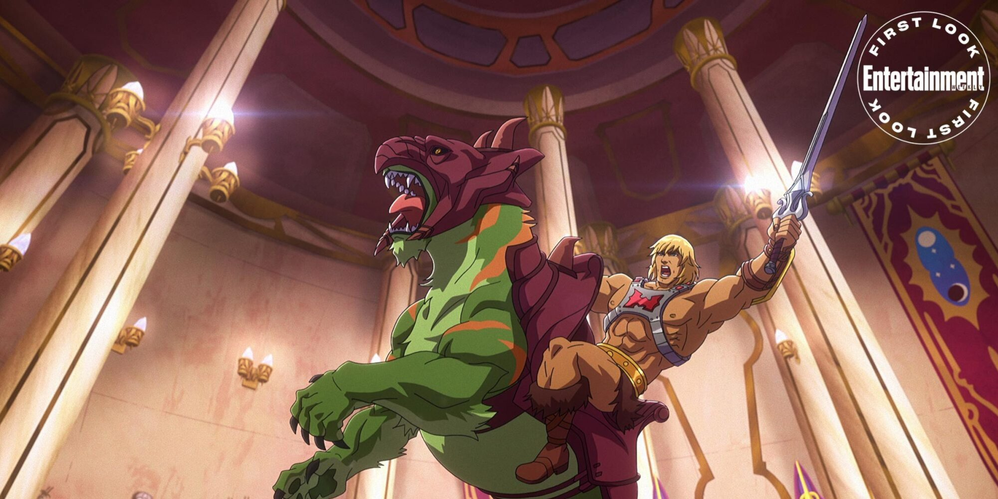 'Masters of the Universe: Revelation' unleashes the powah! with first look at Kevin Smith's series