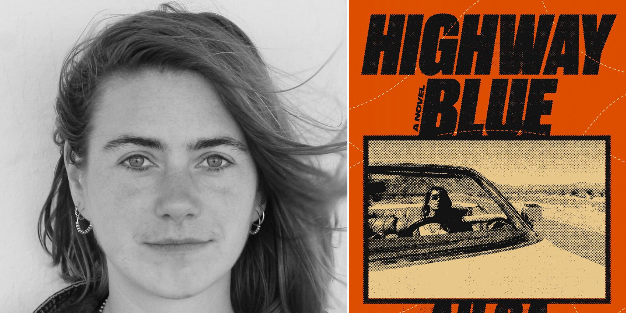 What's in a Page: Ailsa McFarlane on the charged moments of her debut 'Highway Blue'