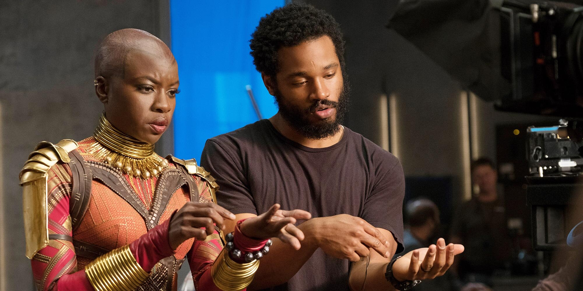 Ryan Coogler explains why he's keeping 'Black Panther 2' in Georgia despite calls for boycott