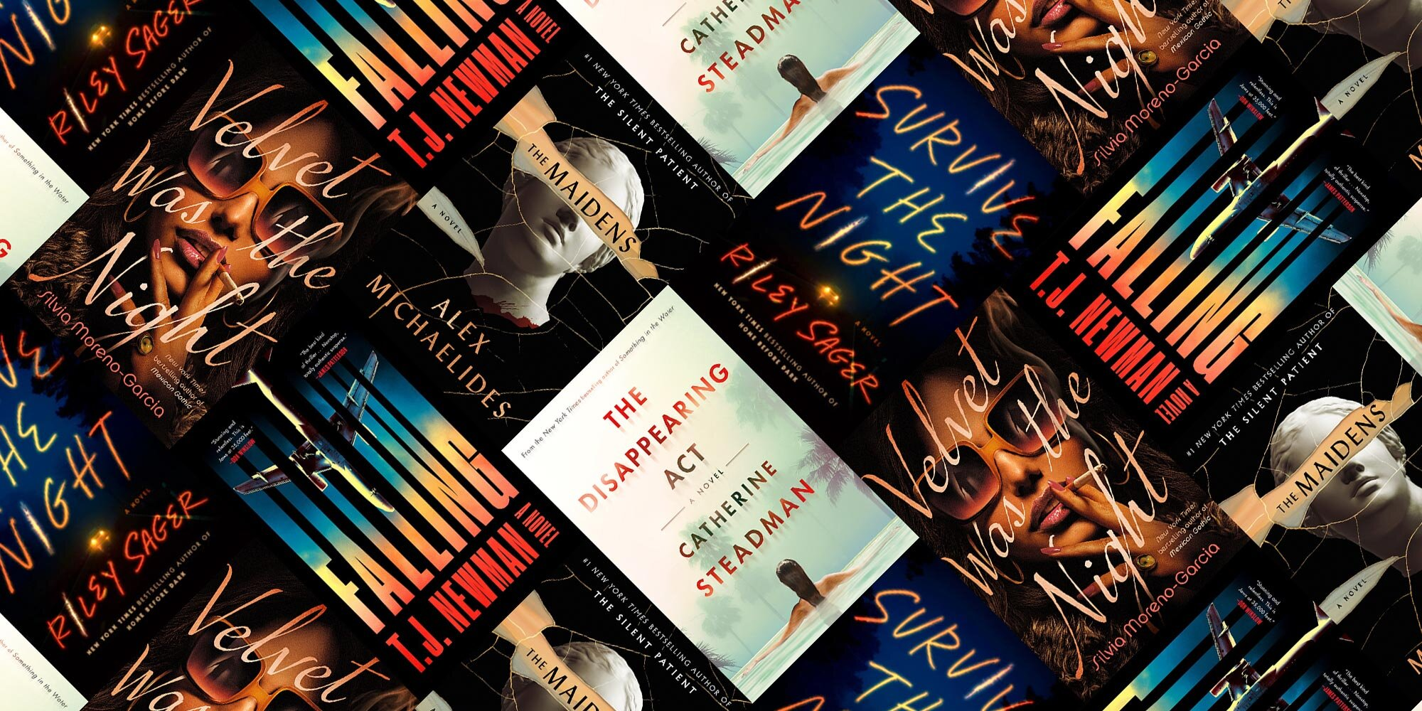 The best thrillers to read this summer