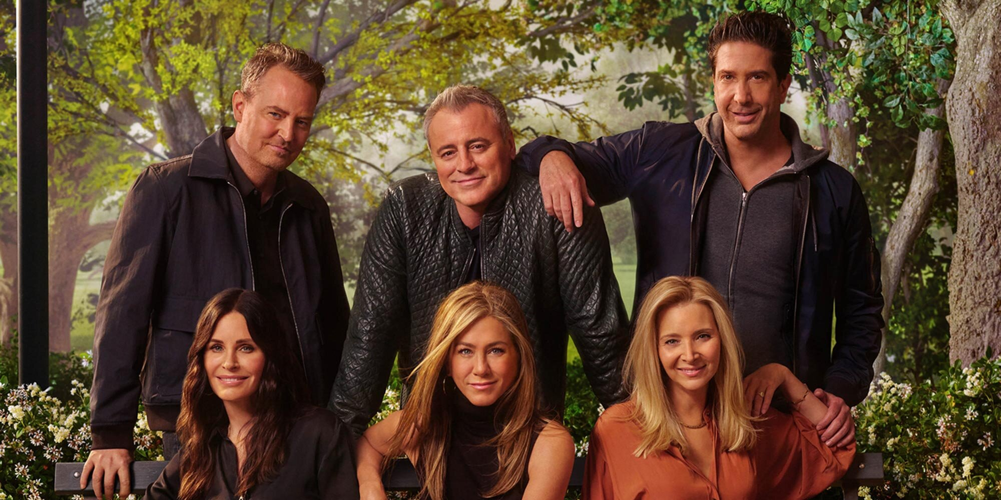 Here's how the 'Friends' reunion came together
