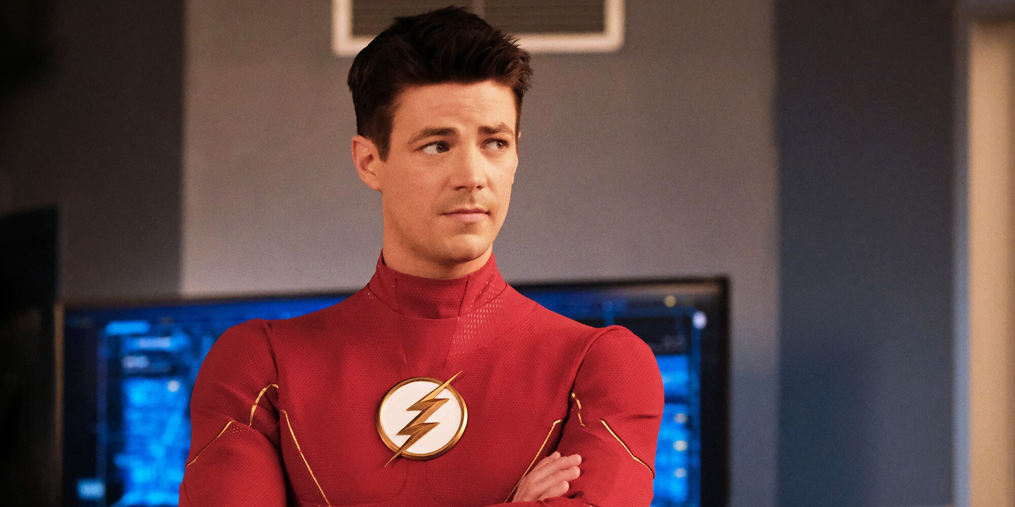 'The Flash' unveils Grant Gustin's new super-suit in season 8