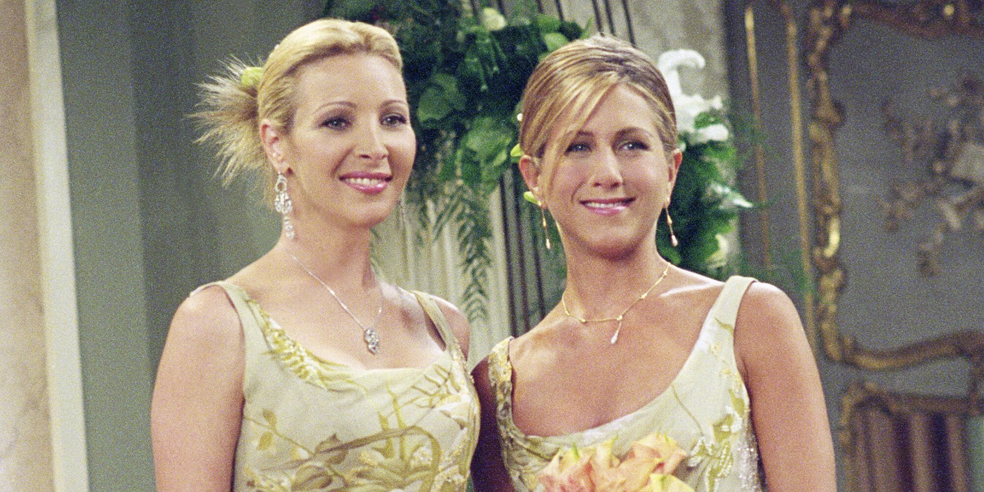 Lisa Kudrow felt she was a fit to play Rachel on 'Friends,' and an online quiz backs her up