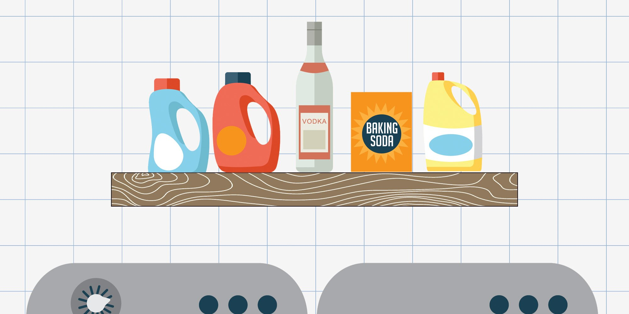 Why You Should Always Keep Vodka in Your Laundry Room, According to Cleaning Experts