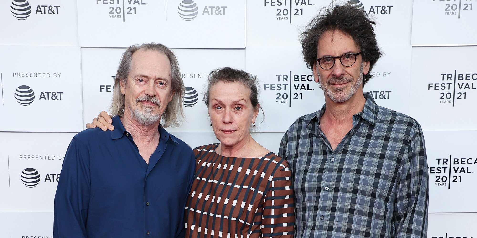 Frances McDormand, Steve Buscemi, and Joel Coen reunite to reflect on 25 years of 'Fargo'