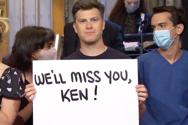 Colin Jost on SNL