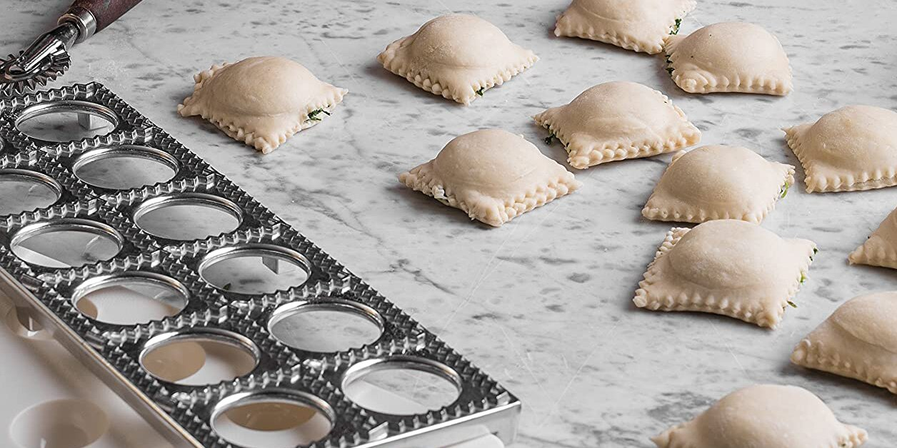 This Time-Saving Tool Is the Secret to Perfectly Shaped and Sealed Ravioli