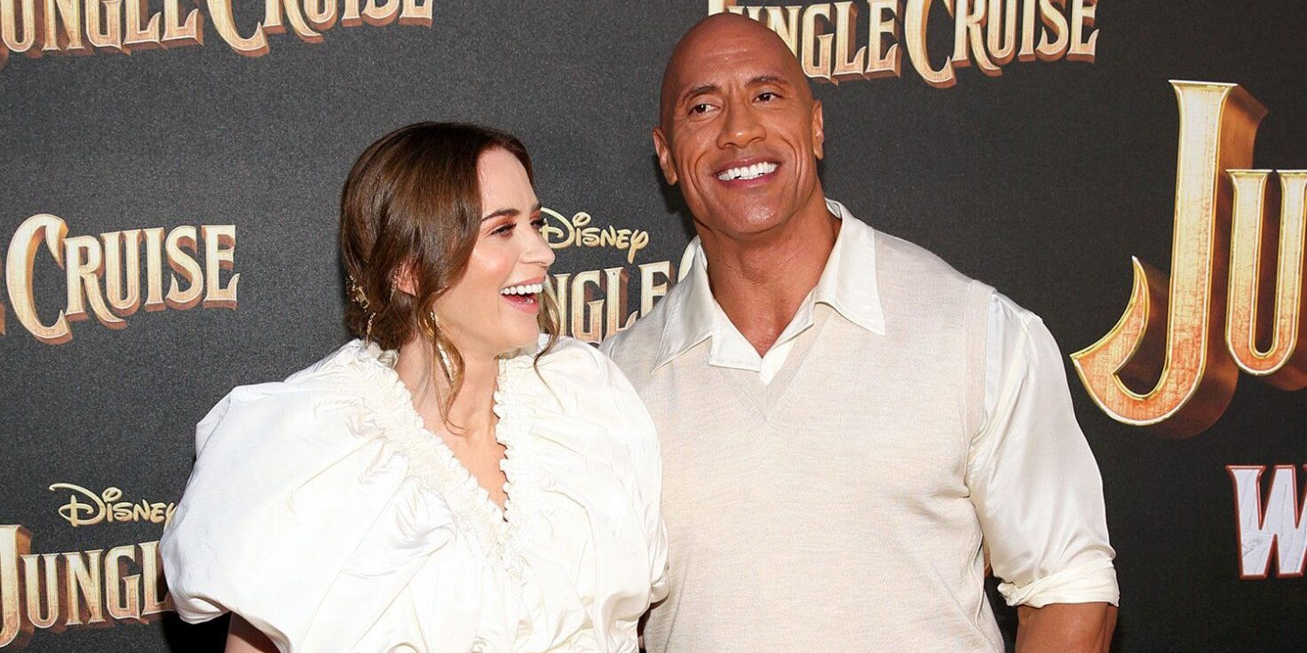 Dwayne Johnson's Jungle Cruise Sets Sail in Anaheim, Plus, Indya Moore, Jaden Smith, and More.jpg