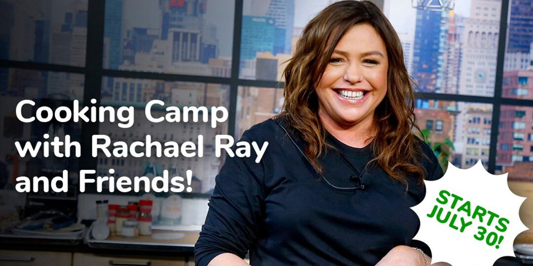 Rachael Ray to Host Free Virtual Summer Cooking Camp for Kids - All the Details
