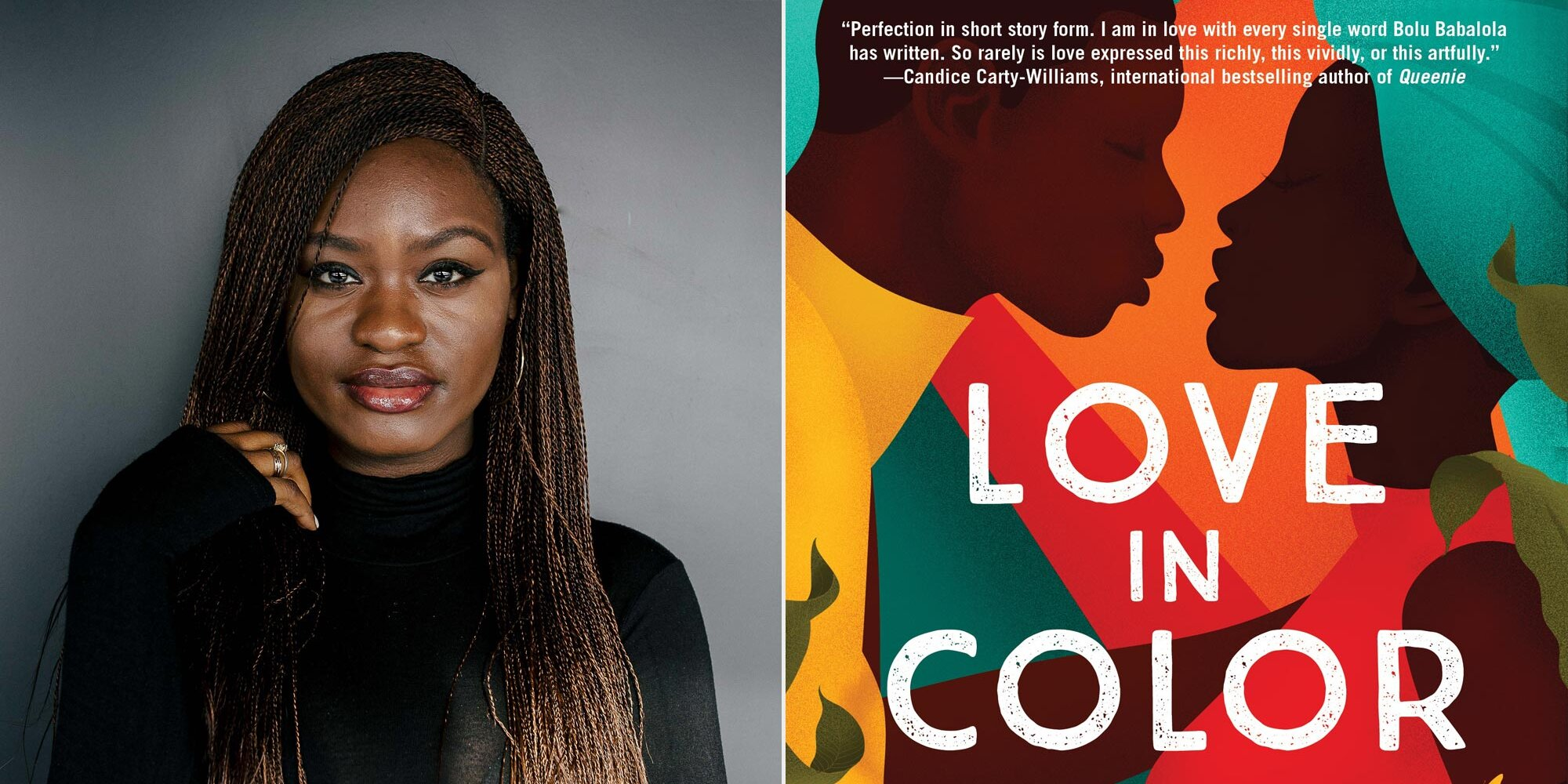 Bolu Babalola centers Black women and transforms folklore in 'Love in Color'