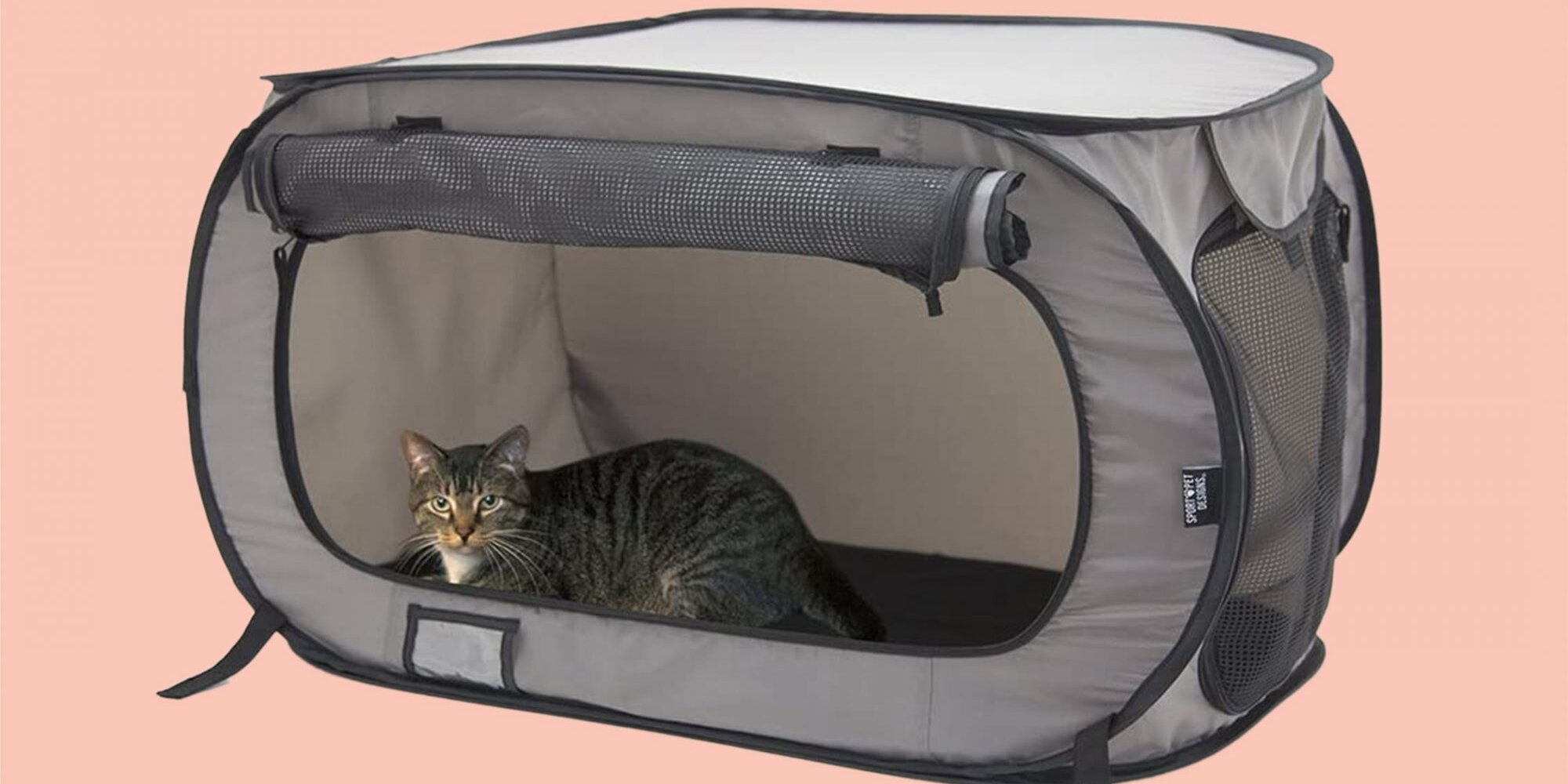 10 Cat Kennels That Will Keep Your Feline Friend Calm, Comfortable, and Safe