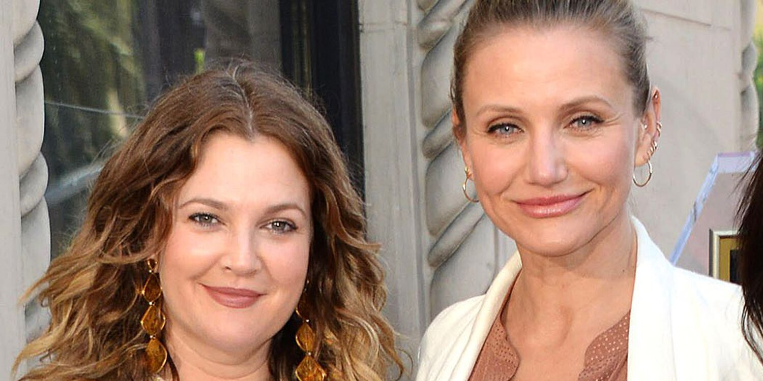Drew Barrymore Posts Photo with 'Bestie' Cameron Diaz as Fans Praise Their 'Natural' Beauty.jpg