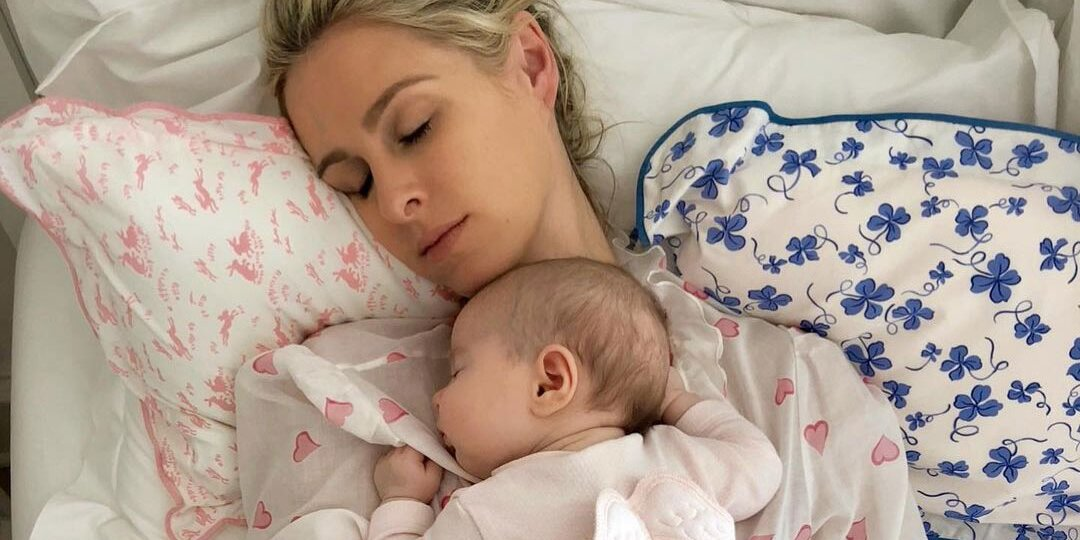 Nicky Hilton Celebrates Mother's Day with Rare Baby Throwback: 'Wish I Could Bottle This Feeling'.jpg
