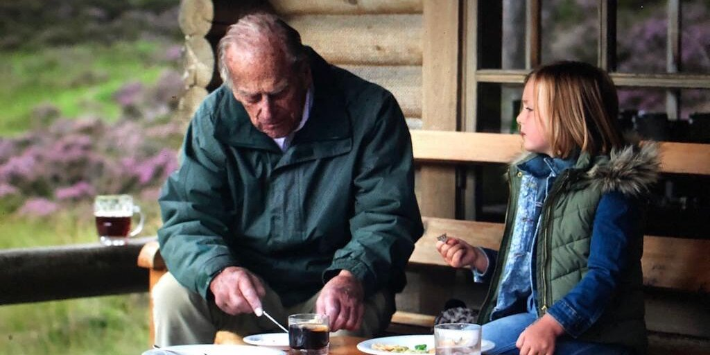 Queen's Grandson-in-Law Mike TindallShares Sweet Photo of Daughter Mia with Prince Philip.jpg