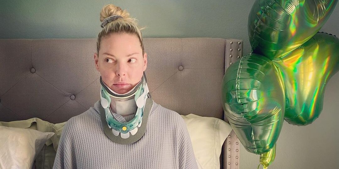 Katherine Heigl Undergoes Surgery to Place Titanium Discs in Her Neck: 'I Am Now Bionic!'