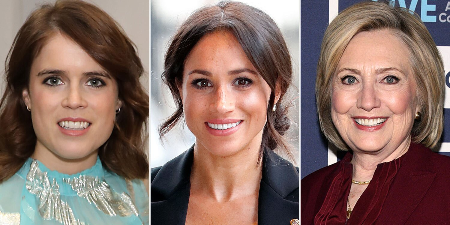 Princess Eugenie Joins Adele, Hillary Clinton and More in Taking Meghan Markle's Birthday Challenge.jpg