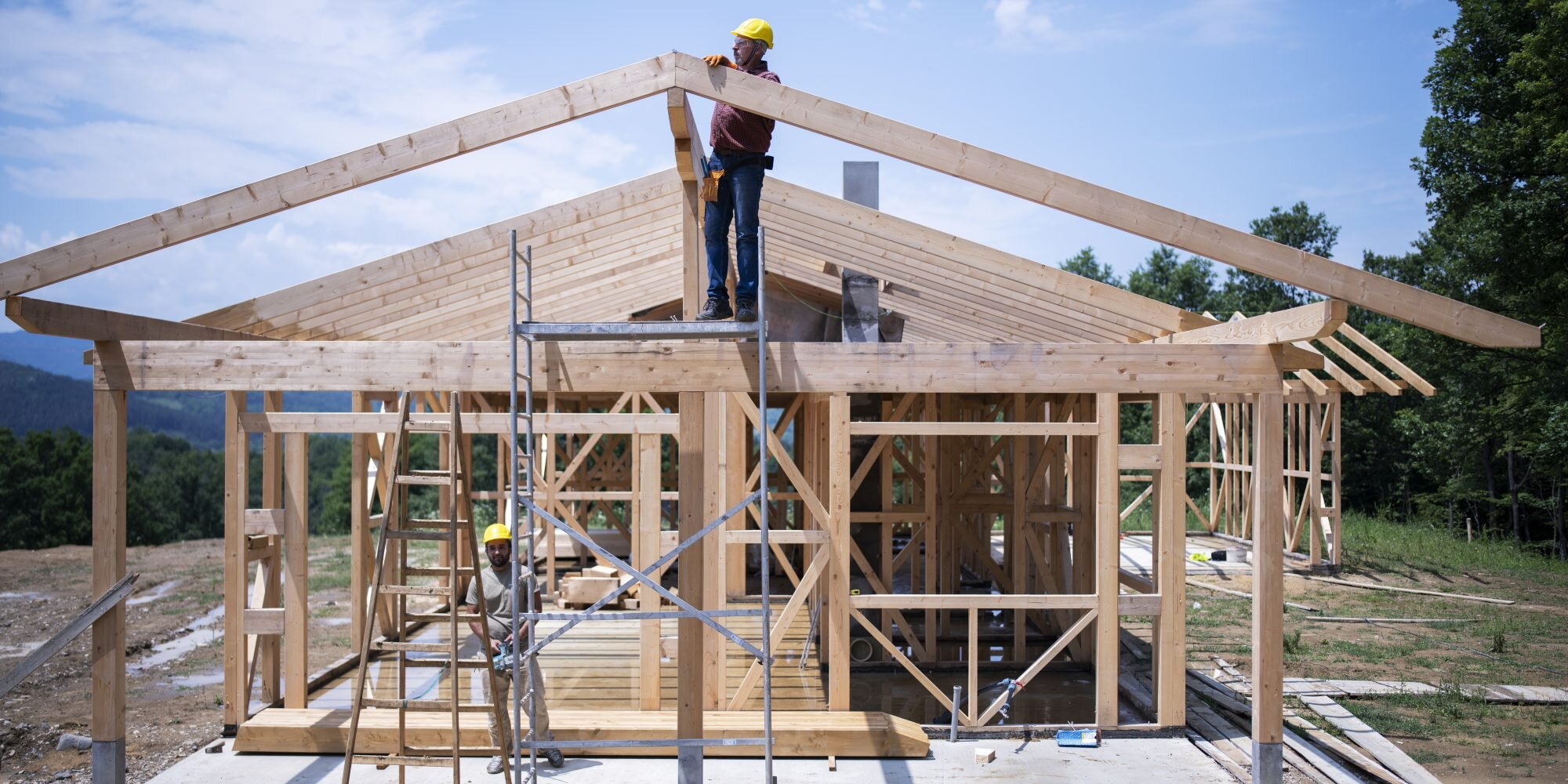Prices for New Homes Skyrocket Due to Pandemic-Related Lumber Shortage