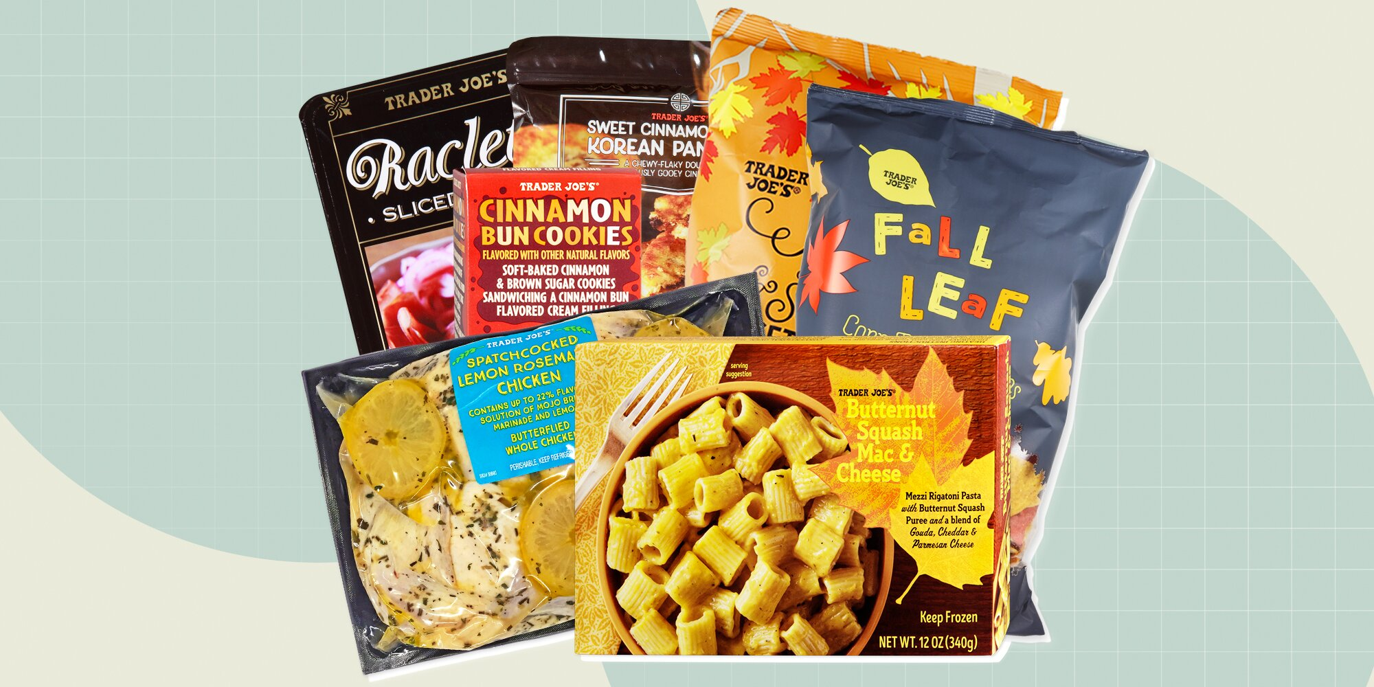 7 Fall Trader Joe's Products Employees Can't Stop Talking About