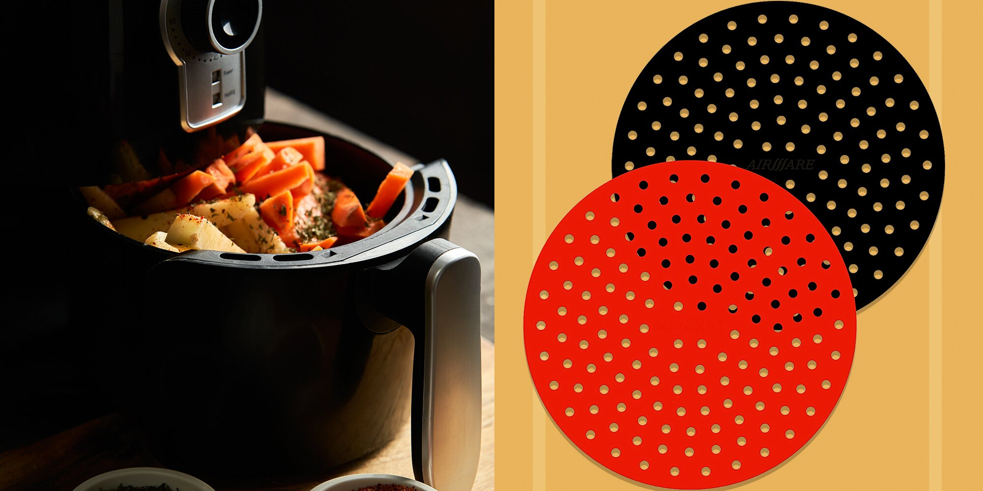 Yes, There's an Easier Way to Clean Your Air Fryer