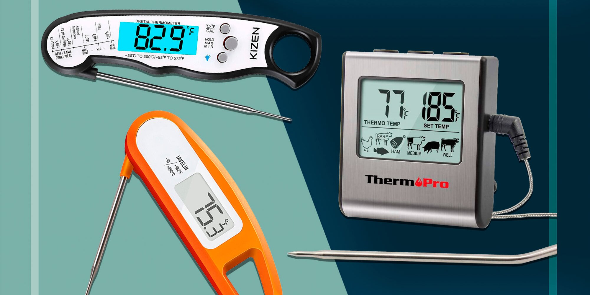 The Best Meat Thermometers, According to Thousands of Reviews