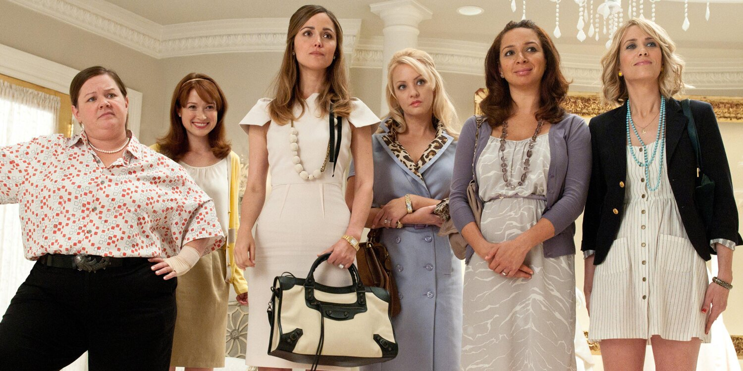 Bridesmaids Cast — Plus Wilson Phillips —Reunites 10 Years Later for Important Voting Message.jpg