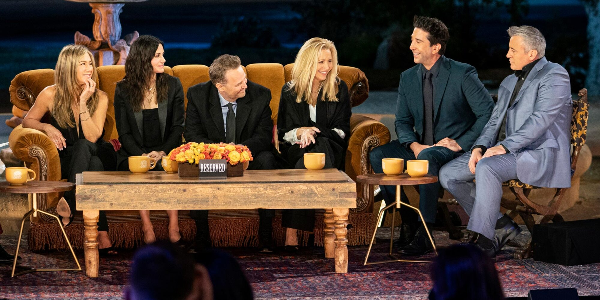 The 'Friends' reunion is the transponster of reunions