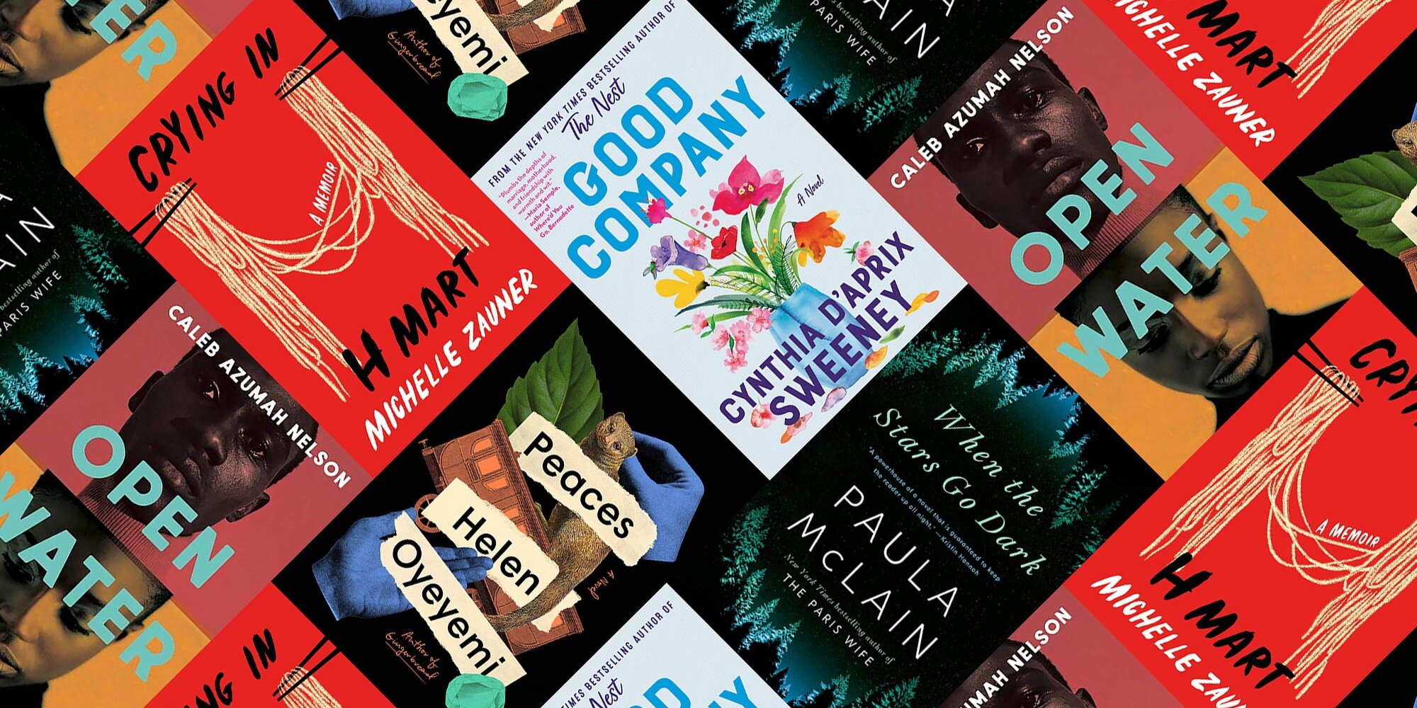 The best new books to read in April