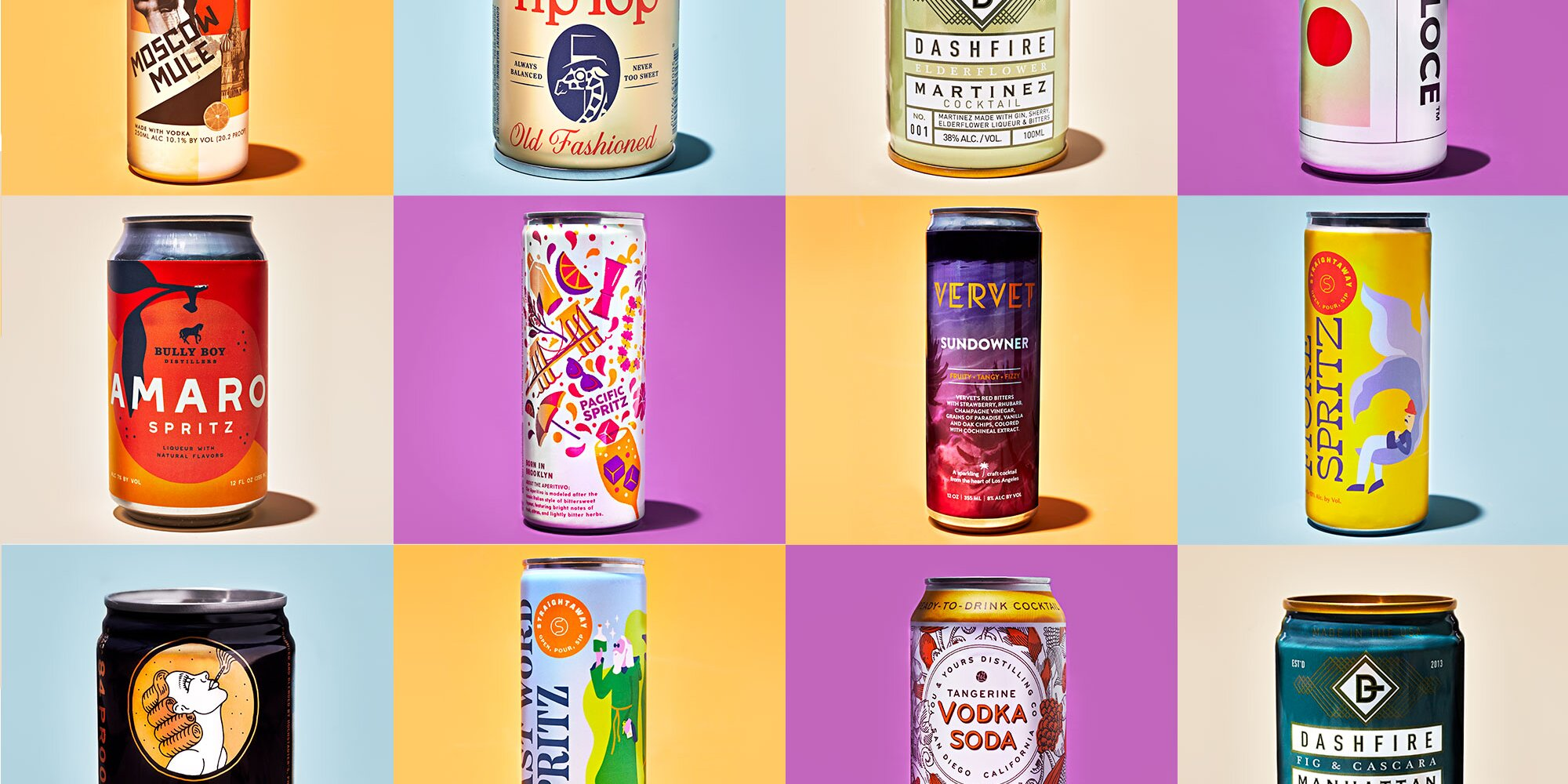 The 12 Best Canned Cocktails
