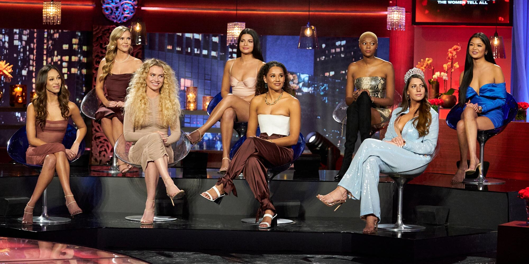 'The Bachelor: The Women Tell All' recap: All apologies – Entertainment Weekly
