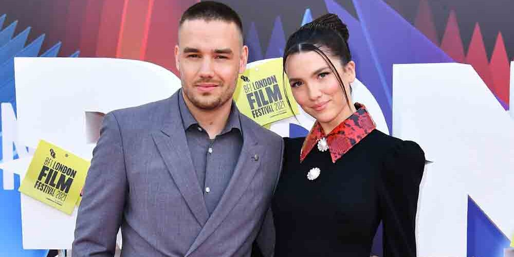 Liam Payne and Maya Henry Kiss During Return to Red Carpet as a Couple.jpg