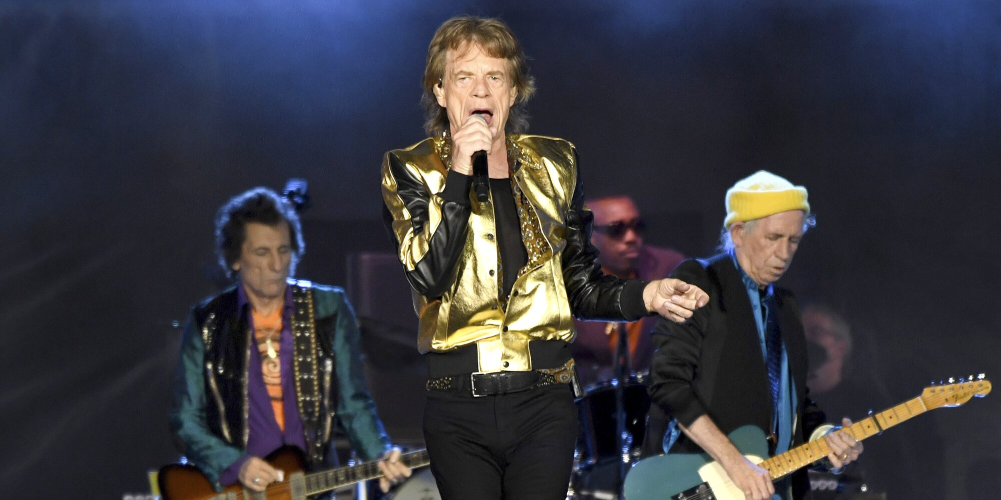 10 things you see at a Rolling Stones show in 2021