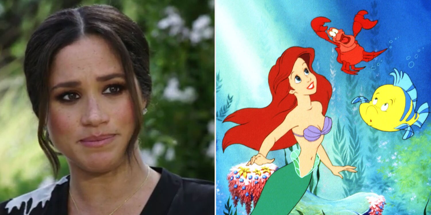 Meghan Markle Recalls Comparing Her Royal Life to The Little Mermaid and How Ariel 'Lost Her Voice'.jpg