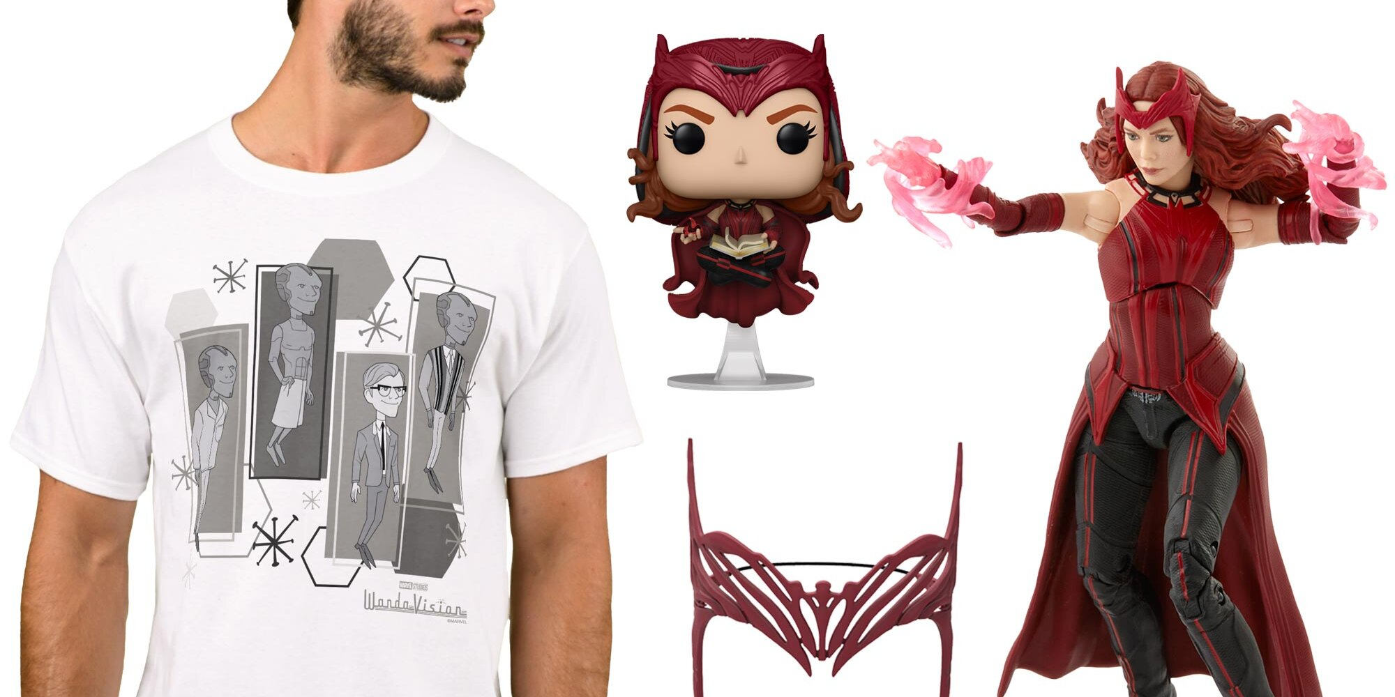 New 'WandaVision' Scarlet Witch merch: an exclusive first-look - Entertainment Weekly