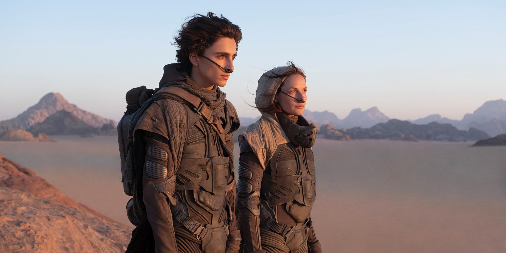 How Rebecca Ferguson faced her fears with Dune | EW.com