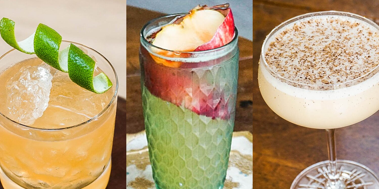 This Fall, We're All About Dark Rum and Warm Spices
