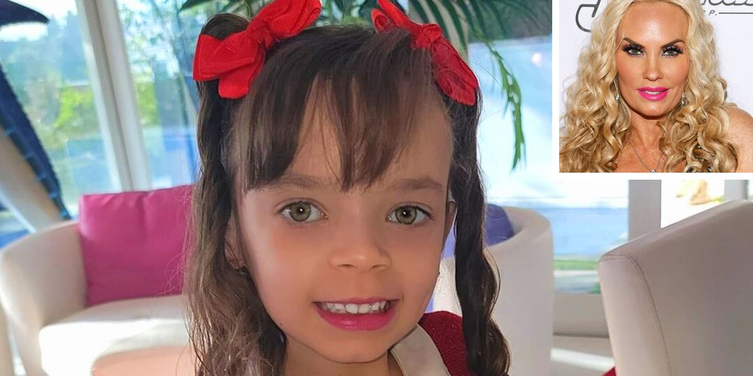 Coco Austin's Daughter Chanel, 5, Gets 'Mini' Nail Tips for School Photo: 'My Little Doll Baby'.jpg