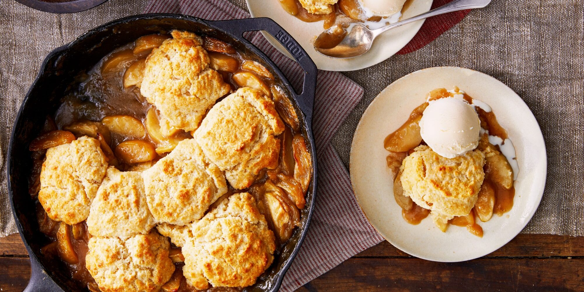 18 Delicious Cast-Iron Dessert Recipes To Make Right This Second