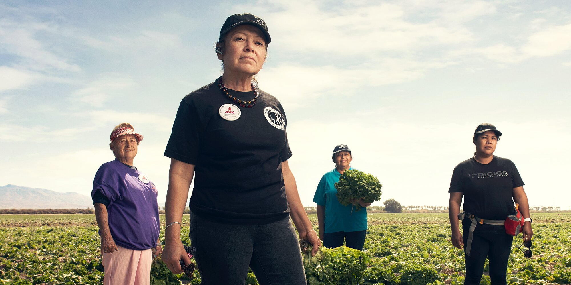 How One Woman Is Advocating for the Health, Safety & Rights of Migrant Farm Workers