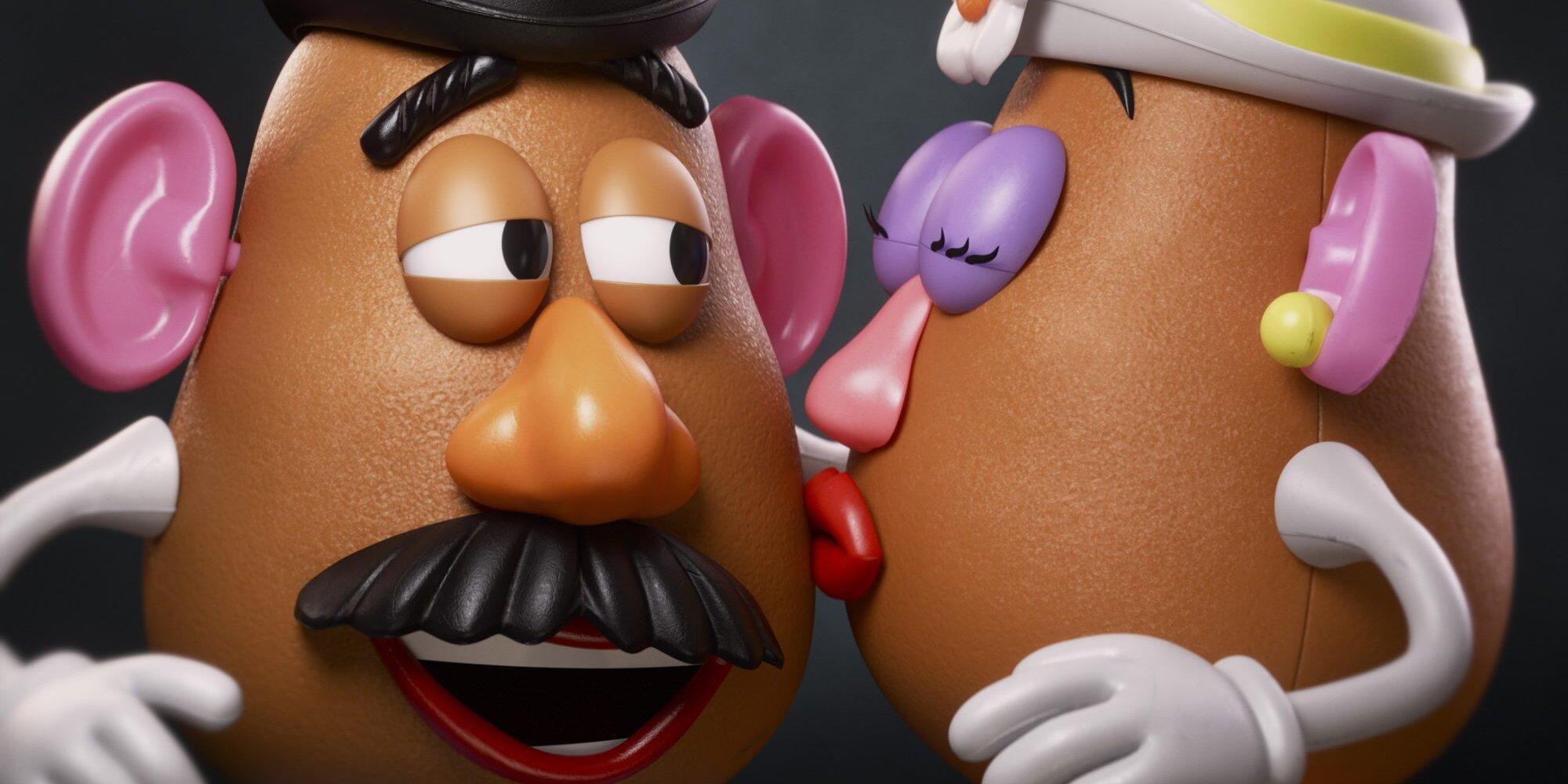 Hasbro rebrands Potato Head toys with gender-neutral name