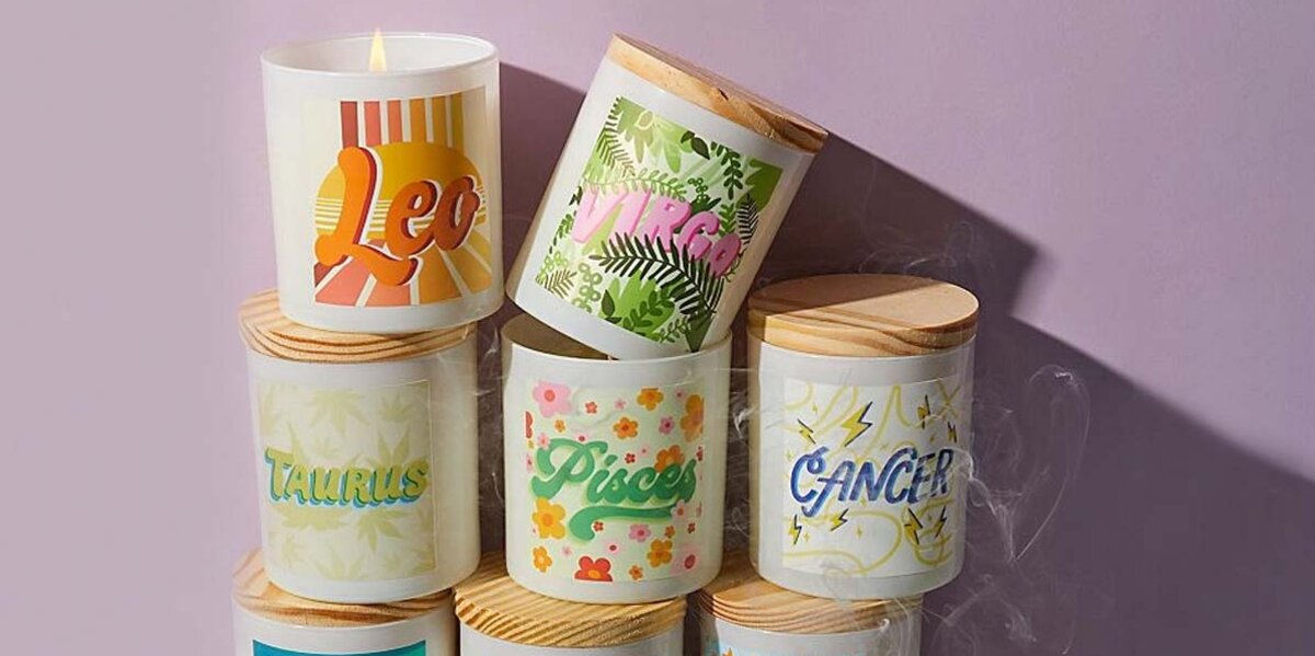 Light Up Your Astrological Fire with These Zodiac Candles