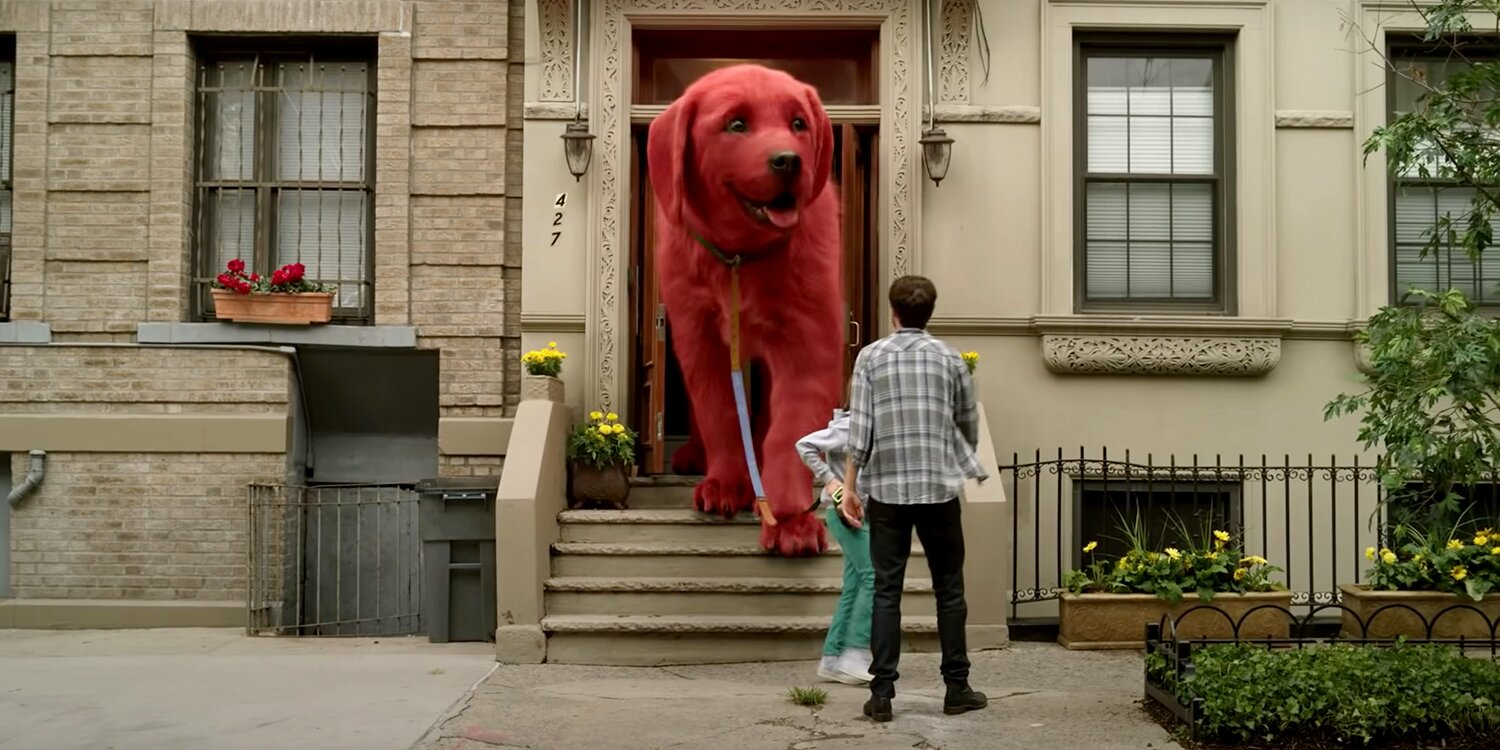 Paramount Pulls Clifford the Big Red Dog from September Release as Delta Variant Spreads.jpg