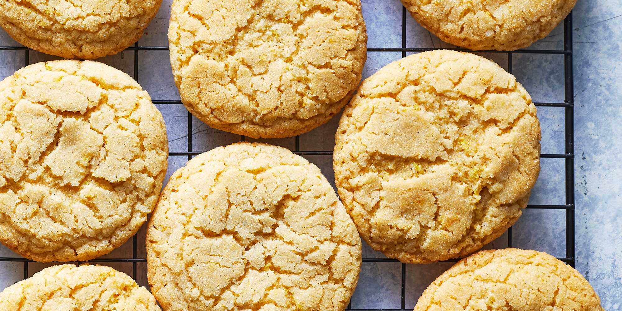 11 Healthy Lemon Cookies for a Bright and Citrusy Treat