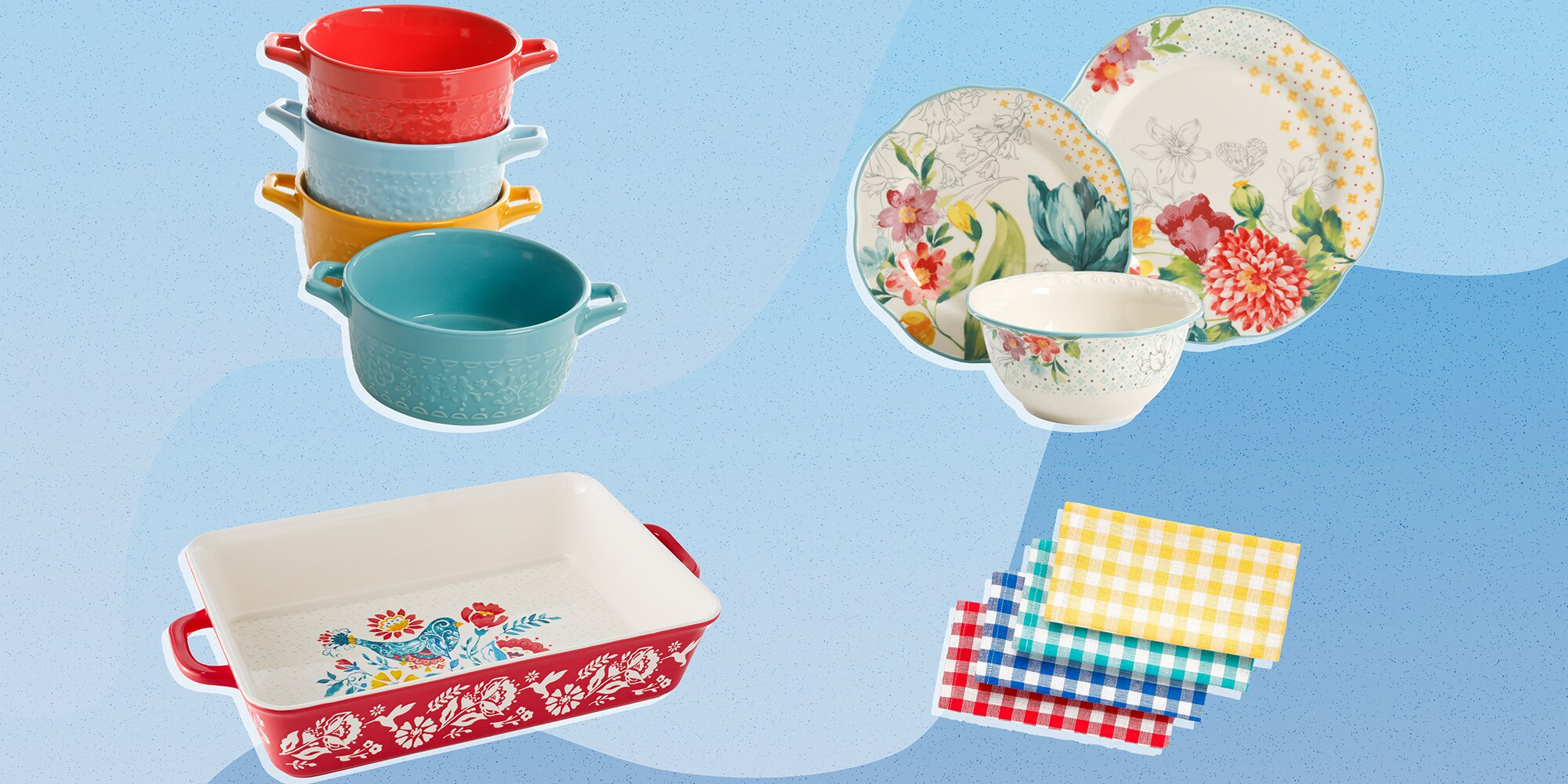 Give Your Kitchen Table a Spring Makeover with Personalized Help from Ree Drummond