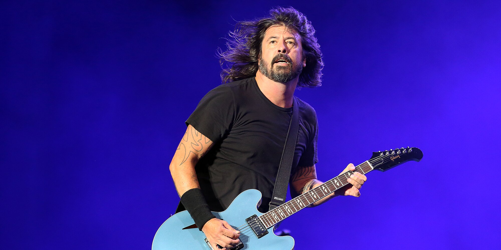 The Foo Fighters get groovy with a cover of The Bee Gees' disco hit 'You Should Be Dancing'