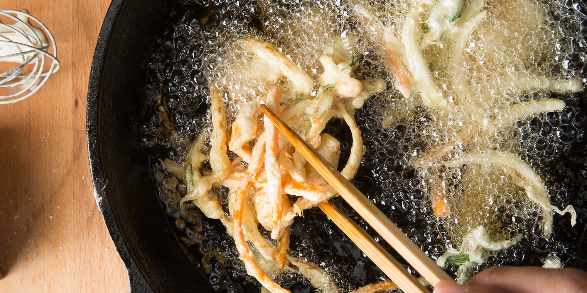 Learn to Make Kakiage Tempura: The Delicious Way My Mother Got Her Children to Eat Vegetables